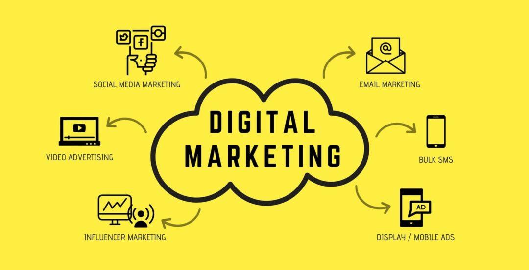 tự học digital marketing cho người mới